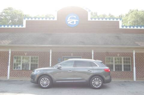 2017 Lincoln MKX for sale at Gardner Motors in Elizabethtown PA