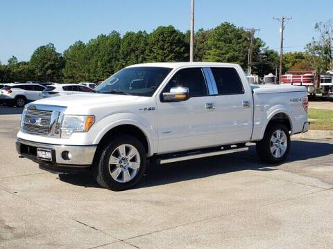2012 Ford F-150 for sale at Tyler Car  & Truck Center in Tyler TX