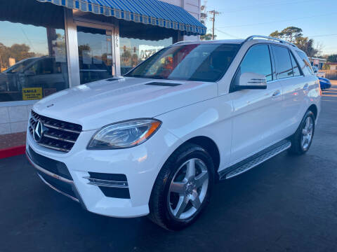 2014 Mercedes-Benz M-Class for sale at Riviera Auto Sales South in Daytona Beach FL