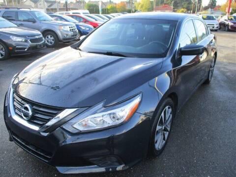 2017 Nissan Altima for sale at GMA Of Everett in Everett WA