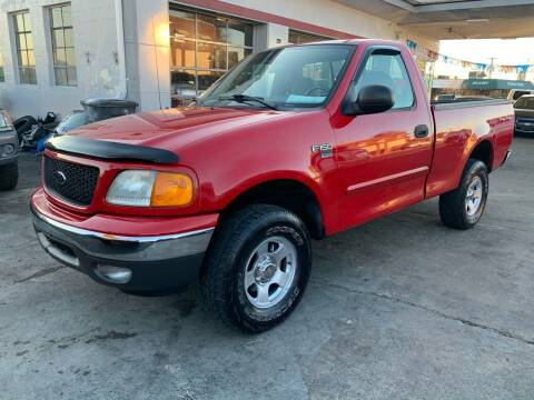 2004 Ford F-150 Heritage for sale at All American Autos in Kingsport TN