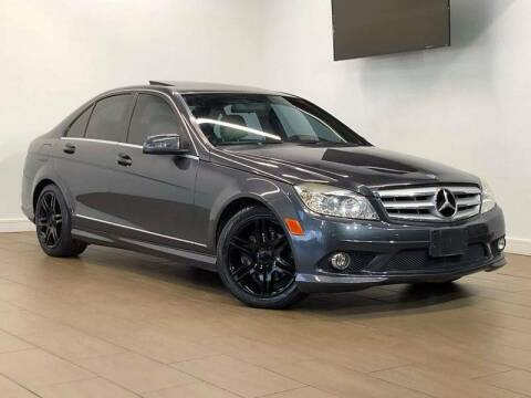 2010 Mercedes-Benz C-Class for sale at Texas Prime Motors in Houston TX
