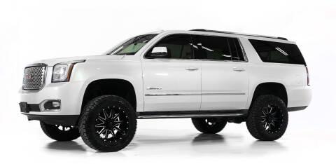 2015 GMC Yukon XL for sale at Houston Auto Credit in Houston TX