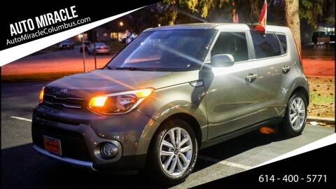 2017 Kia Soul for sale at Auto Miracle in Columbus OH