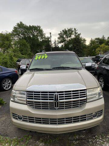 2007 Lincoln Navigator L for sale at Mastro Motors in Garden City MI