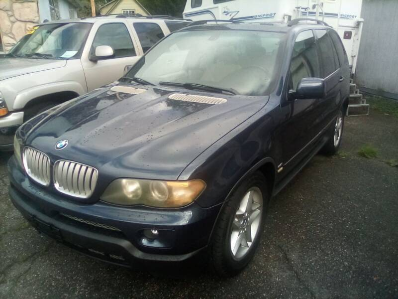 2004 BMW X5 for sale at Payless Car & Truck Sales in Mount Vernon WA