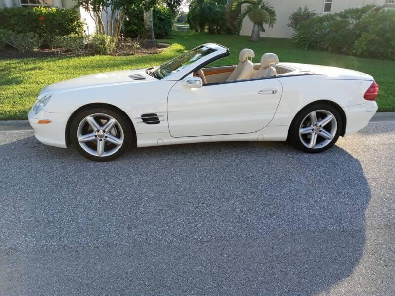 2004 Mercedes-Benz SL-Class for sale at Premier Motorcars in Bonita Springs FL