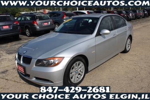 2006 BMW 3 Series for sale at Your Choice Autos - Elgin in Elgin IL