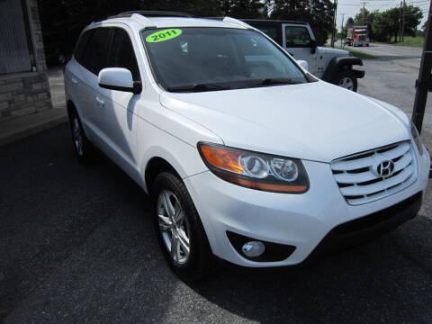 2011 Hyundai Santa Fe for sale at Marks Automotive Inc. in Nazareth PA