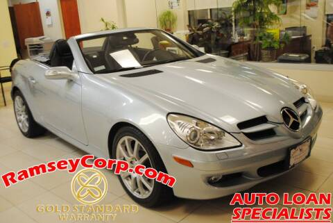 2005 Mercedes-Benz SLK for sale at Ramsey Corp. in West Milford NJ