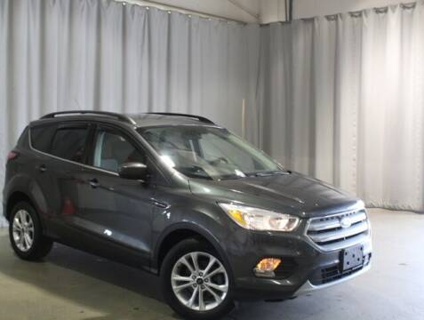 2018 Ford Escape for sale at Auto Center of Columbus in Columbus OH