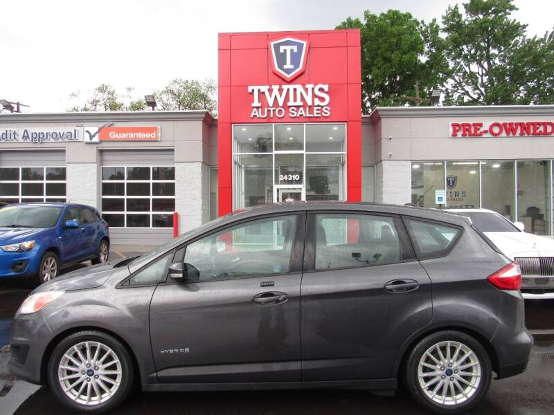 2016 Ford C-MAX Hybrid for sale at Twins Auto Sales Inc - Detroit in Detroit MI