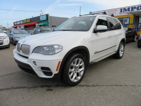 2013 BMW X5 for sale at Import Auto World in Hayward CA