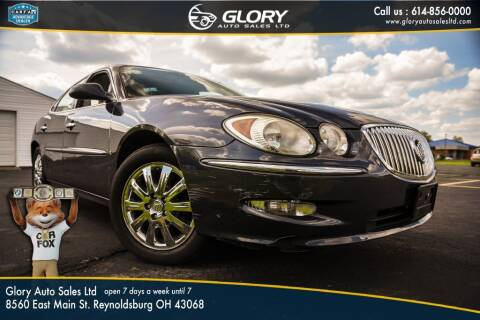 2008 Buick LaCrosse for sale at Glory Auto Sales LTD in Reynoldsburg OH