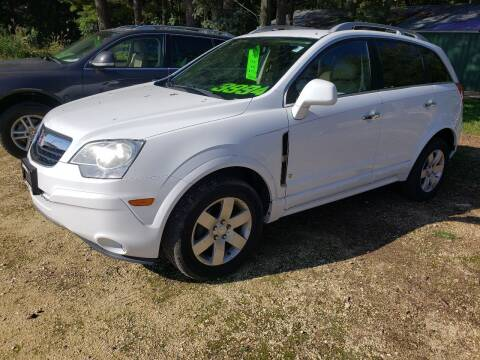 2008 Saturn Vue for sale at Northwoods Auto & Truck Sales in Machesney Park IL