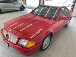 1992 Mercedes-Benz 500-Class for sale at Auto Direct Inc in Saddle Brook NJ