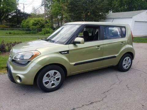 2012 Kia Soul for sale at REM Motors in Columbus OH