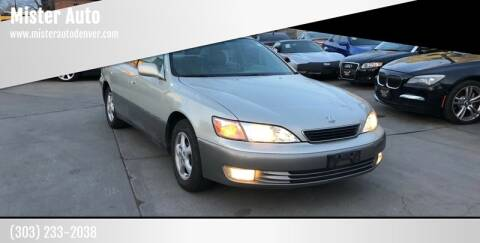 1998 Lexus ES 300 for sale at Mister Auto in Lakewood CO