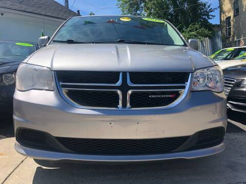 2016 Dodge Grand Caravan for sale at Best Cars R Us LLC in Irvington NJ
