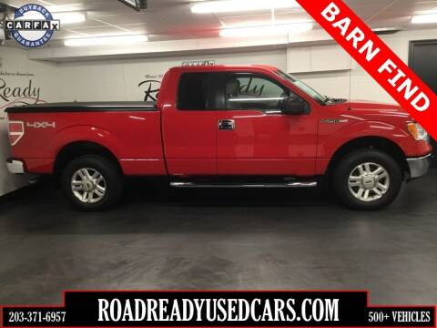 2010 Ford F-150 for sale at Road Ready Used Cars in Ansonia CT