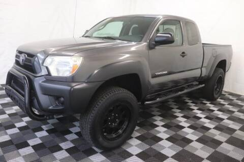 2012 Toyota Tacoma for sale at AH Ride & Pride Auto Group in Akron OH