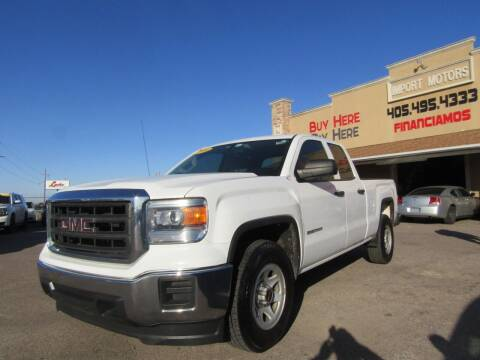 2014 GMC Sierra 1500 for sale at Import Motors in Bethany OK