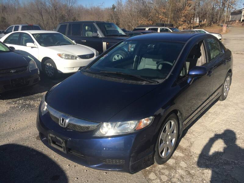 2010 Honda Civic for sale at Best Buy Auto Sales in Murphysboro IL