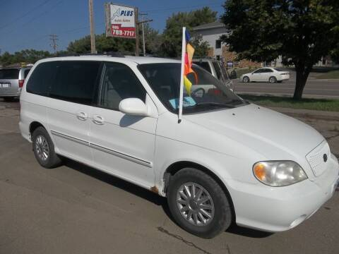 2005 Kia Sedona for sale at A Plus Auto Sales in Sioux Falls SD