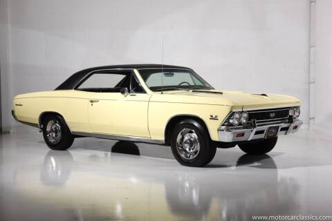 1966 Chevrolet Chevelle for sale at Motorcar Classics in Farmingdale NY