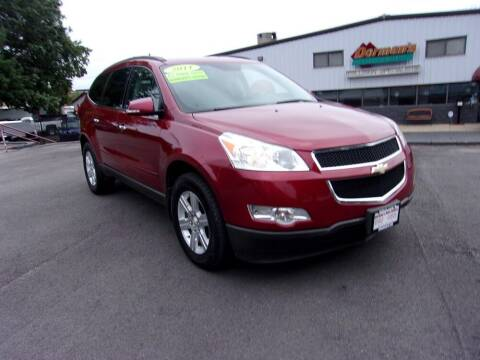 2011 Chevrolet Traverse for sale at Dorman's Auto Center inc. in Pawtucket RI