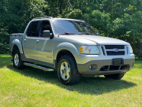 2002 Ford Explorer Sport Trac for sale at Choice Motor Car in Plainville CT
