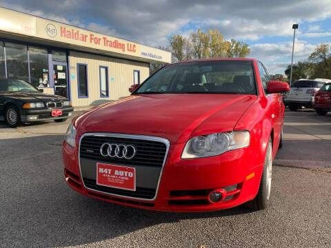 2007 Audi A4 for sale at H4T Auto in Toledo OH