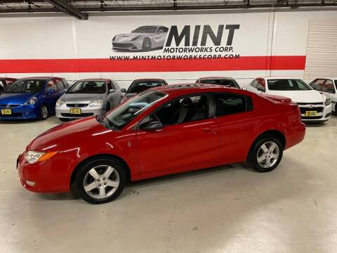 2006 Saturn Ion for sale at MINT MOTORWORKS in Addison IL