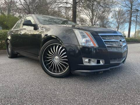 2008 Cadillac CTS for sale at Global Imports Auto Sales in Buford GA