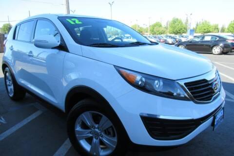 2012 Kia Sportage for sale at Choice Auto & Truck in Sacramento CA