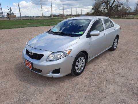 2009 Toyota Corolla for sale at Best Car Sales in Rapid City SD
