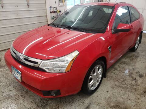 2008 Ford Focus for sale at Jem Auto Sales in Anoka MN