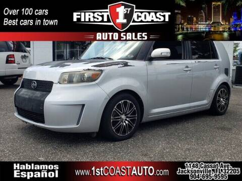 2008 Scion xB for sale at 1st Coast Auto -Cassat Avenue in Jacksonville FL