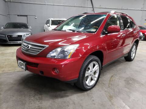 2008 Lexus RX 400h for sale at EA Motorgroup in Austin TX