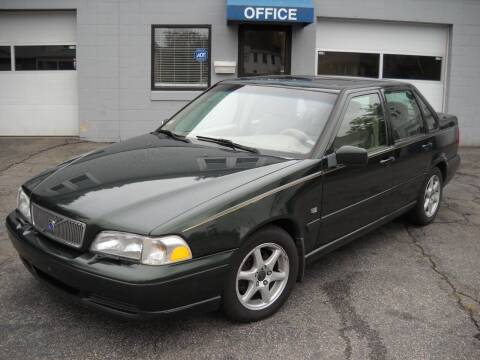 2000 Volvo S70 for sale at Best Wheels Imports in Johnston RI