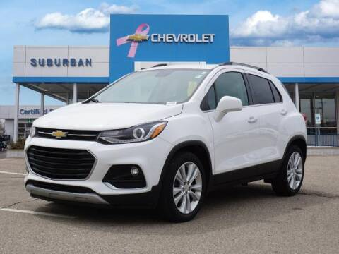 2017 Chevrolet Trax for sale at Suburban Chevrolet of Ann Arbor in Ann Arbor MI
