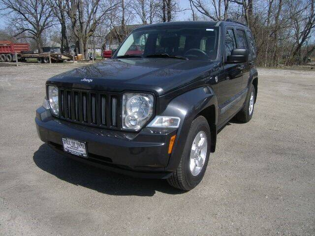 2010 Jeep Liberty for sale at HALL OF FAME MOTORS in Rittman OH
