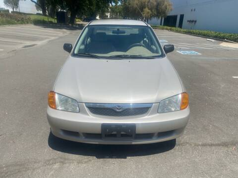 2000 Mazda Protege for sale at Sanchez Auto Sales in Newark CA