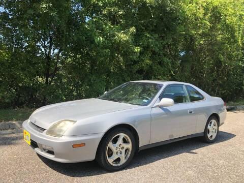 2001 Honda Prelude for sale at Coastal Auto Sports in Chesapeake VA