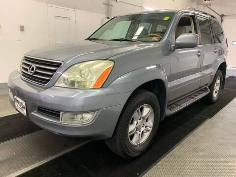 2005 Lexus GX 470 for sale at TOWNE AUTO BROKERS in Virginia Beach VA