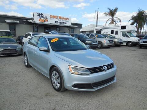 2013 Volkswagen Jetta for sale at DMC Motors of Florida in Orlando FL
