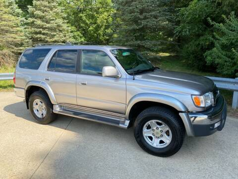 2002 Toyota 4Runner for sale at Encore Auto in Niles MI