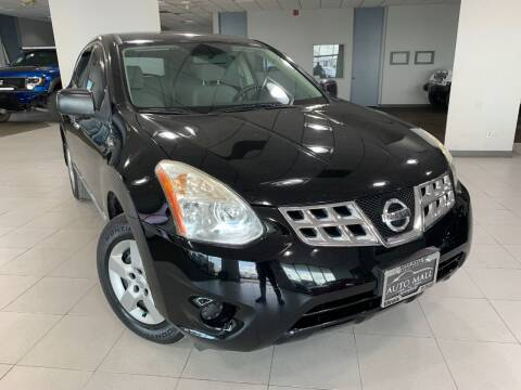 2012 Nissan Rogue for sale at Auto Mall of Springfield in Springfield IL