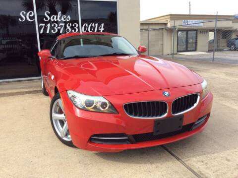 2009 BMW Z4 for sale at SC SALES INC in Houston TX