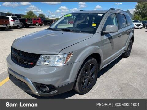 2020 Dodge Journey for sale at Sam Leman Chrysler Jeep Dodge of Peoria in Peoria IL